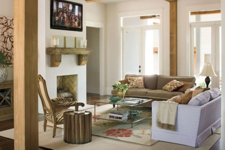 Perfect Small Living Room Design For Your Apartment 35