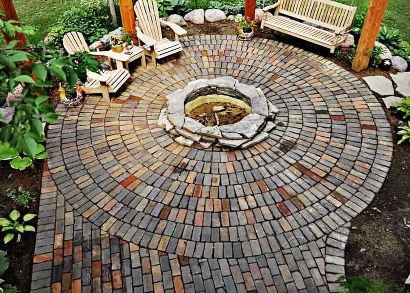 Best Cement Pavers Designs Ideas For Your Backyard Rengusuk Com