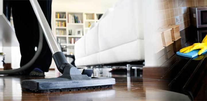 Støvsuger og vask