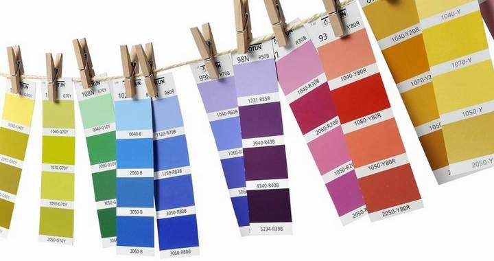 Riktig bruk av farger