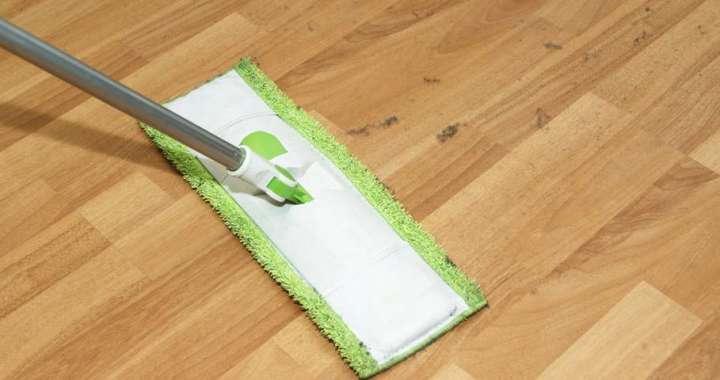 Renhold av gulv: tørre, fuktige og våte metoder