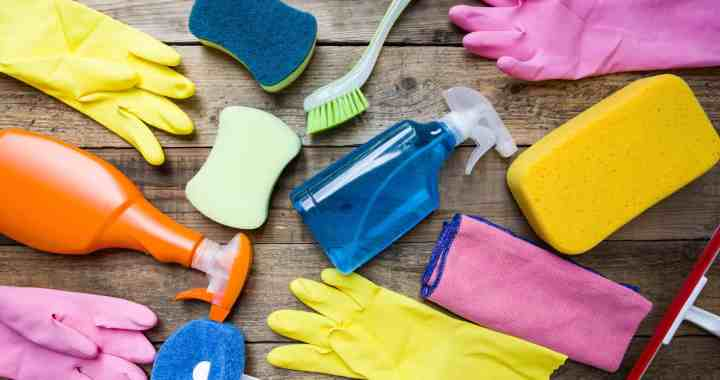 Ulike typer renhold