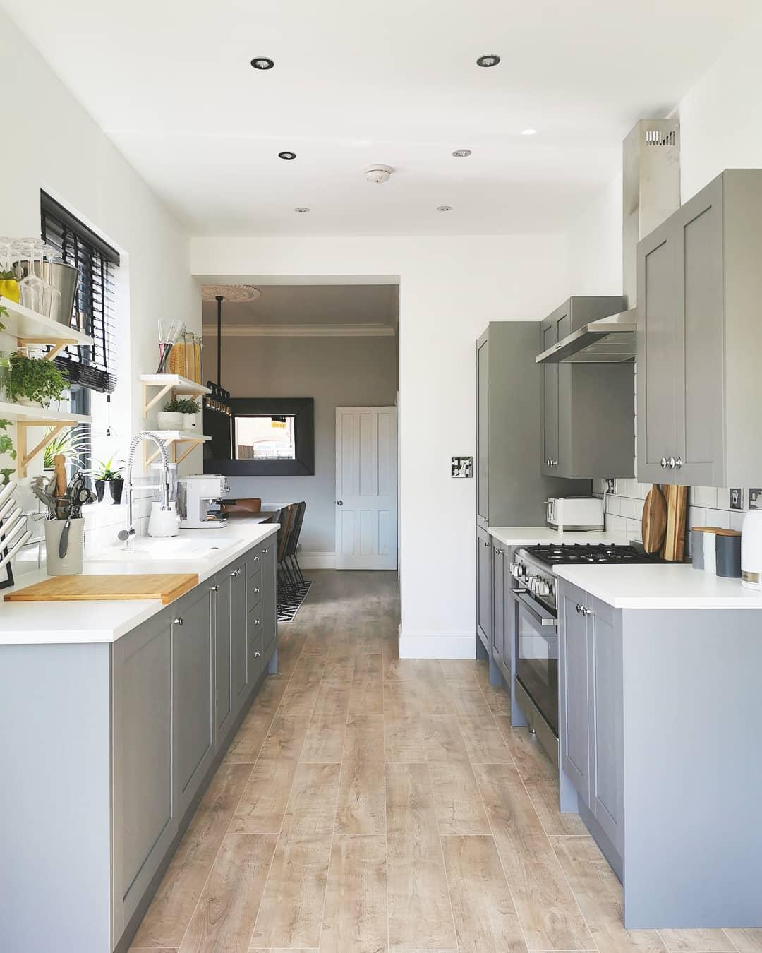 Small Galley Kitchen Ideas Love Renovate
