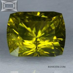 arizona peridot gemstone