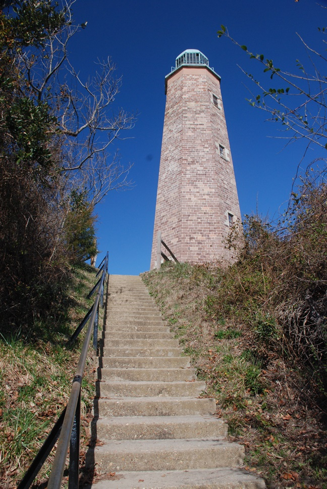 cape henry lighthouse fort story virginia