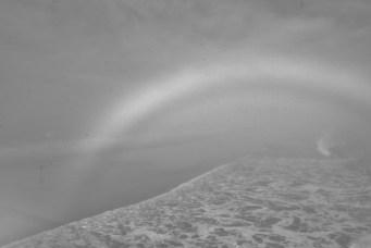 Fog-Bow Myrtle Beach State Park - Christmas Day 2015