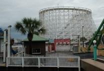 Amusement Park adjacent to the resort hotel