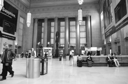 Waiting Area, 30th Street Station, Philadelphia