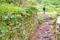 Roaring Run Falls and Furnace   Renaissance Musings