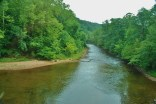 The Trip Includes Many Views of the Cheat River