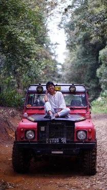 Jeep offroad di Trizara Resorts - renjanatuju.com