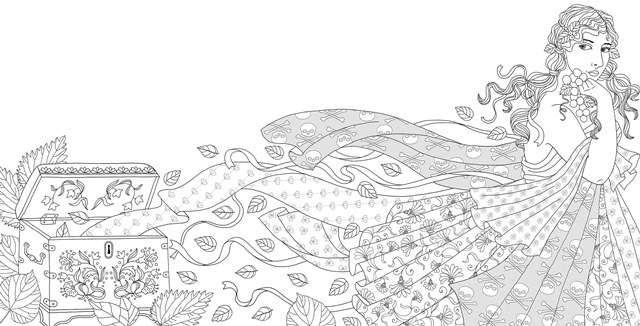 Isabel Allendenin Hikayesi Porselen Peri Desenlendi