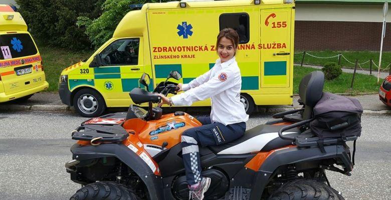 Ambulans Rallisi Organizasyonunda Tek Türk Hakem: Emel Bozkurt…