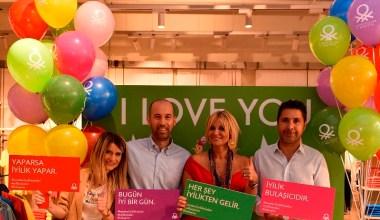 Ayşe Arman ve Benetton Renkleri Buluştu…