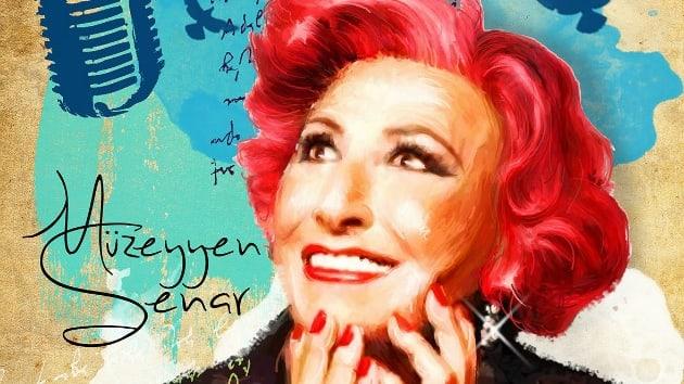 Bu Hafta Sonu Müzeyyen Senar Şarkıları Kadıköy'de…