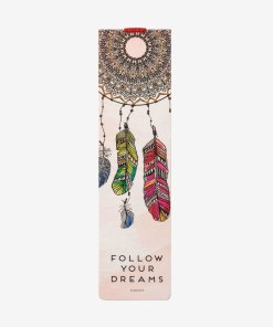 Kitap Ayracı - Follow Your Dreams - Legami