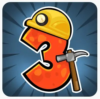 Game Pocket Mine 3 v4.2.1 Mod Apk