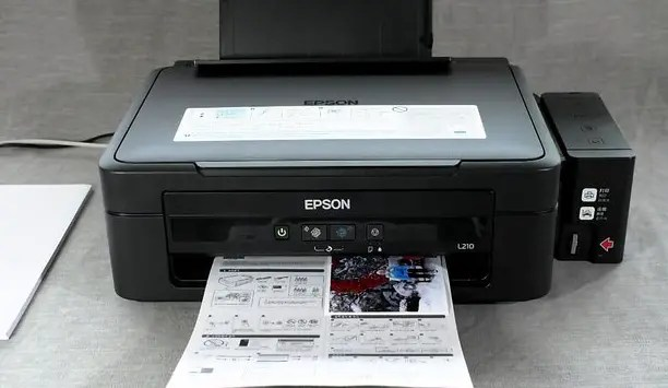 Cara Cleaning Printer Epson