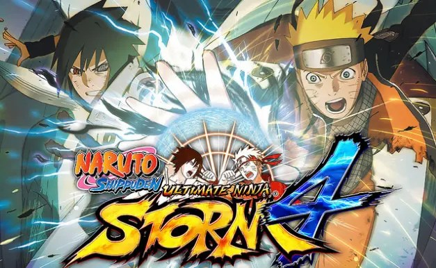 Game Naruto Ultimate Ninja Storm 4 MOD PPSSPP for Android