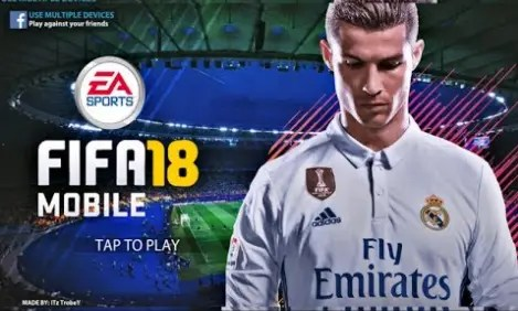 Download FIFA 18 Apk+Data Full version for Android