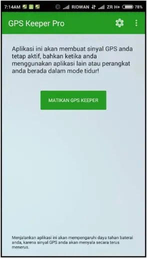 Download GPS Keeper Pro Apk