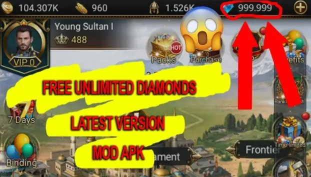 Download Game of Sultans Mod Apk Terbaru Gratis
