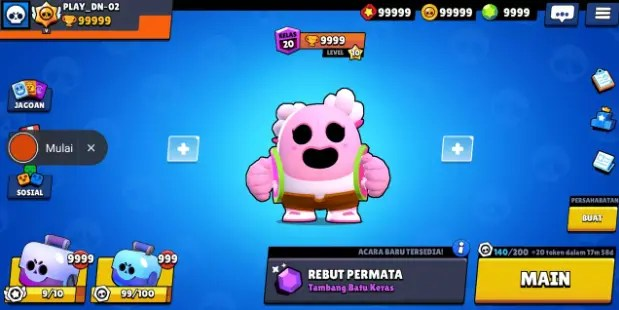 Brawl Stars Mod Apk Unlimited Money