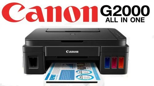 Cara Reset Printer Canon G2000