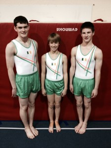 Darragh,Hugo and Dean