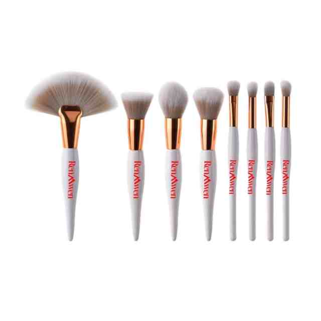 RenMwen 8-Piece Makeup Brush Set