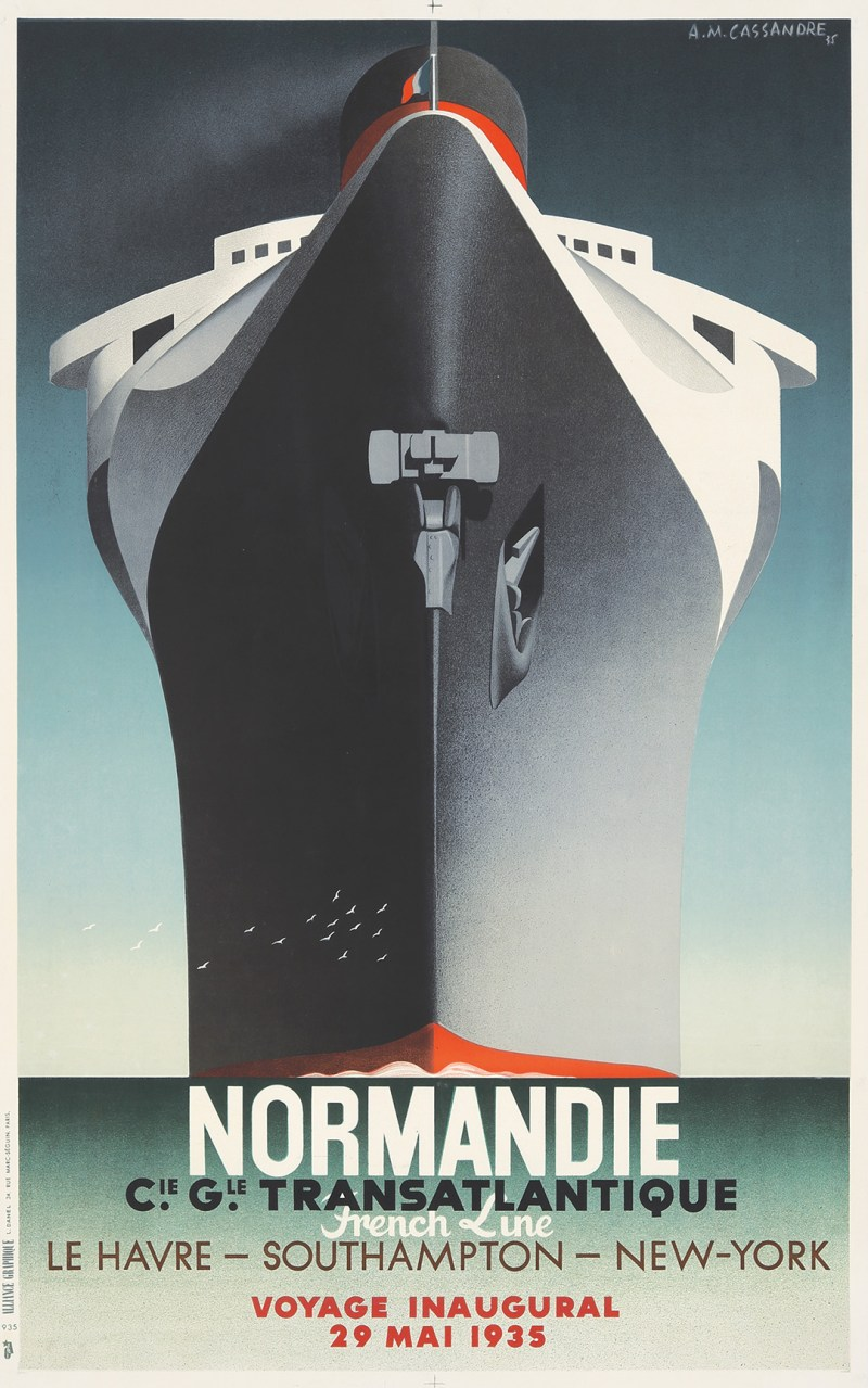 travel poster auction | Leancy Travel