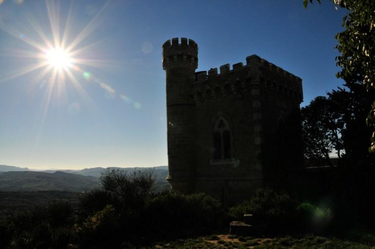 La Tour Magdala du Domaine de Bérenger Saunière à Rennes-Le-Château