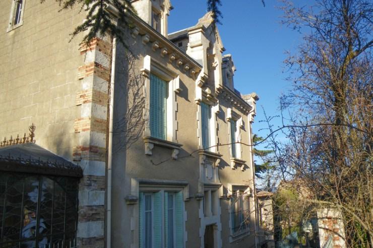La Villa Béthanie du Domaine de Bérenger Saunière à Rennes-Le-Château