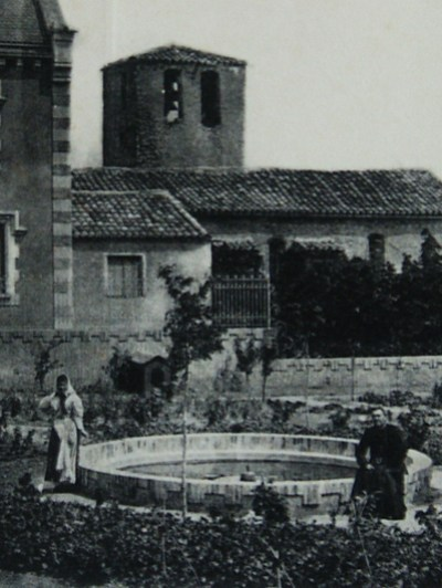 Bérenger Saunière curé de Rennes-Le-Château avec Marie Dénarnaud