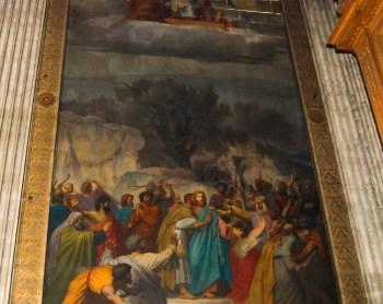 Le baisé de Judas - Saint-Sulpice de Paris - Emile Signol