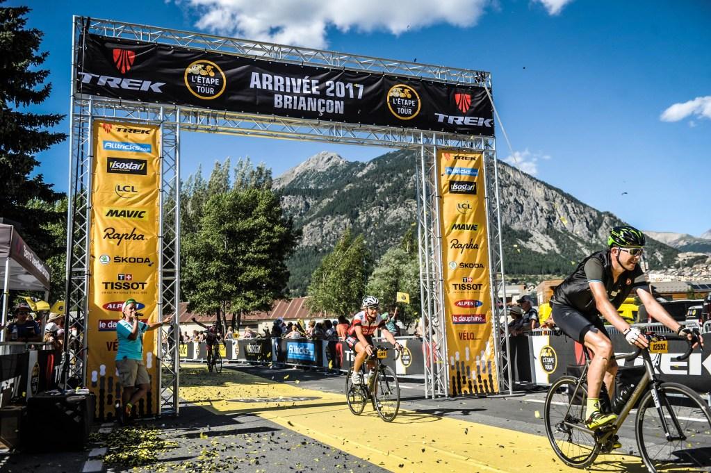 FLASHBACK cet été, avec l'étape du Tour 2017 -> ITW d'Anne ROUX