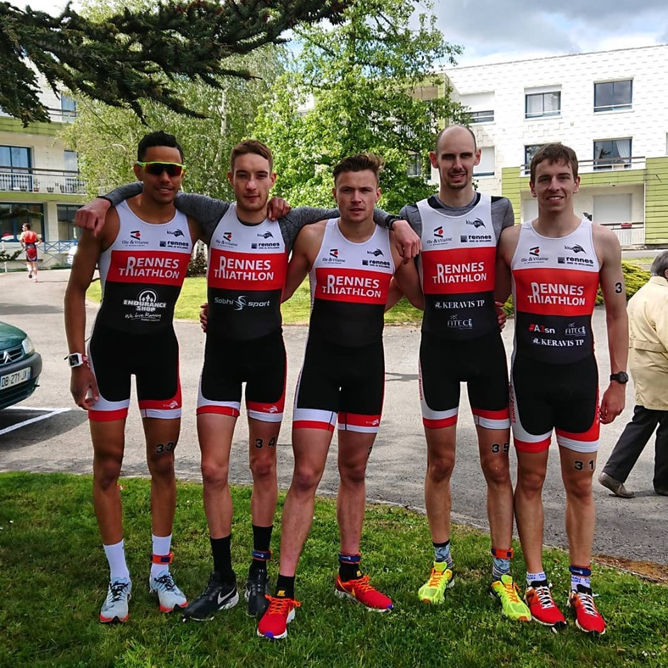 D1 DUATHLON // PARTHENAY (79) // 05.05.2019