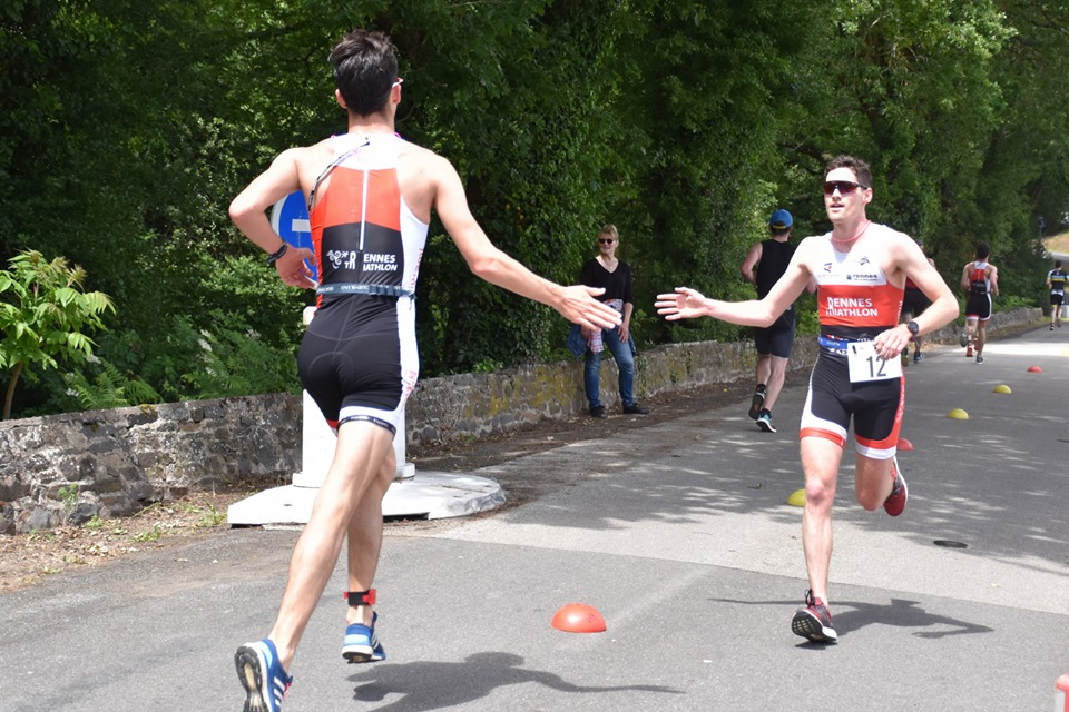 TRIATHLON // FEGREAC (44) // 30.05.2019