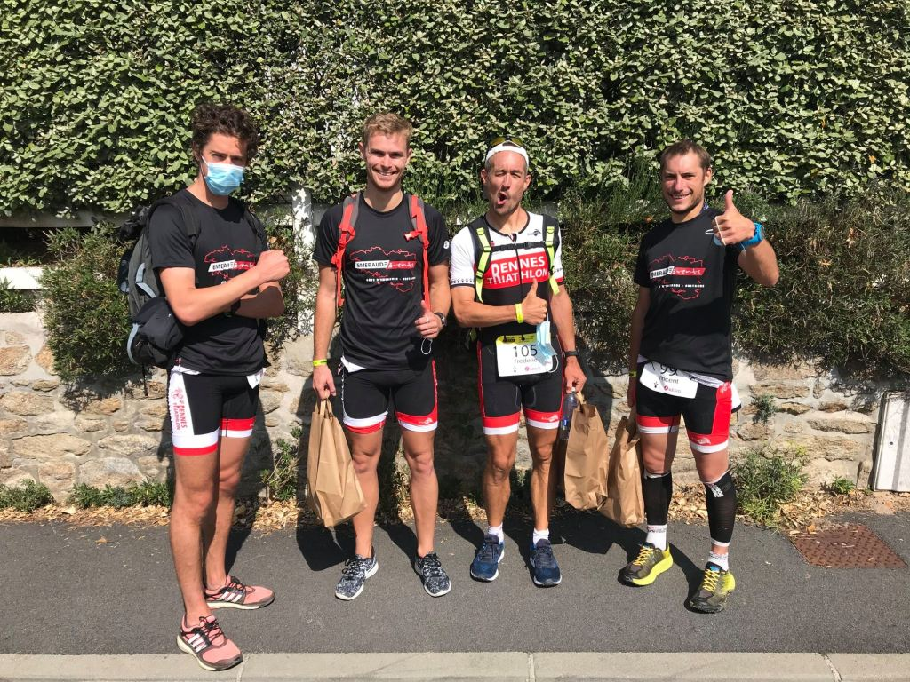 TRIATHLON // SAINT LUNAIRE // 12-13.09.2020