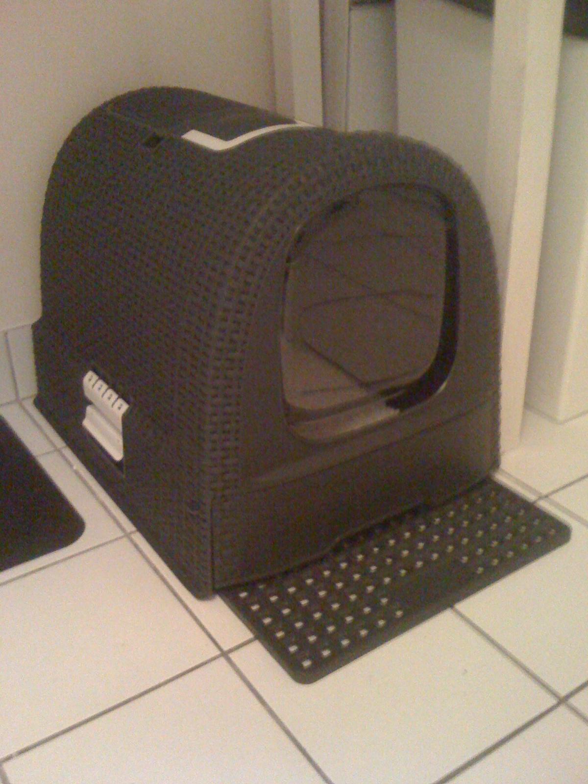 Une maison de toilette design pour mon chat  Rennes des bons plans  tous les bons plans