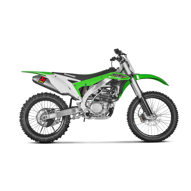 Akrapovic Kawasaki KX 450 F 2016-2018 Racing Line