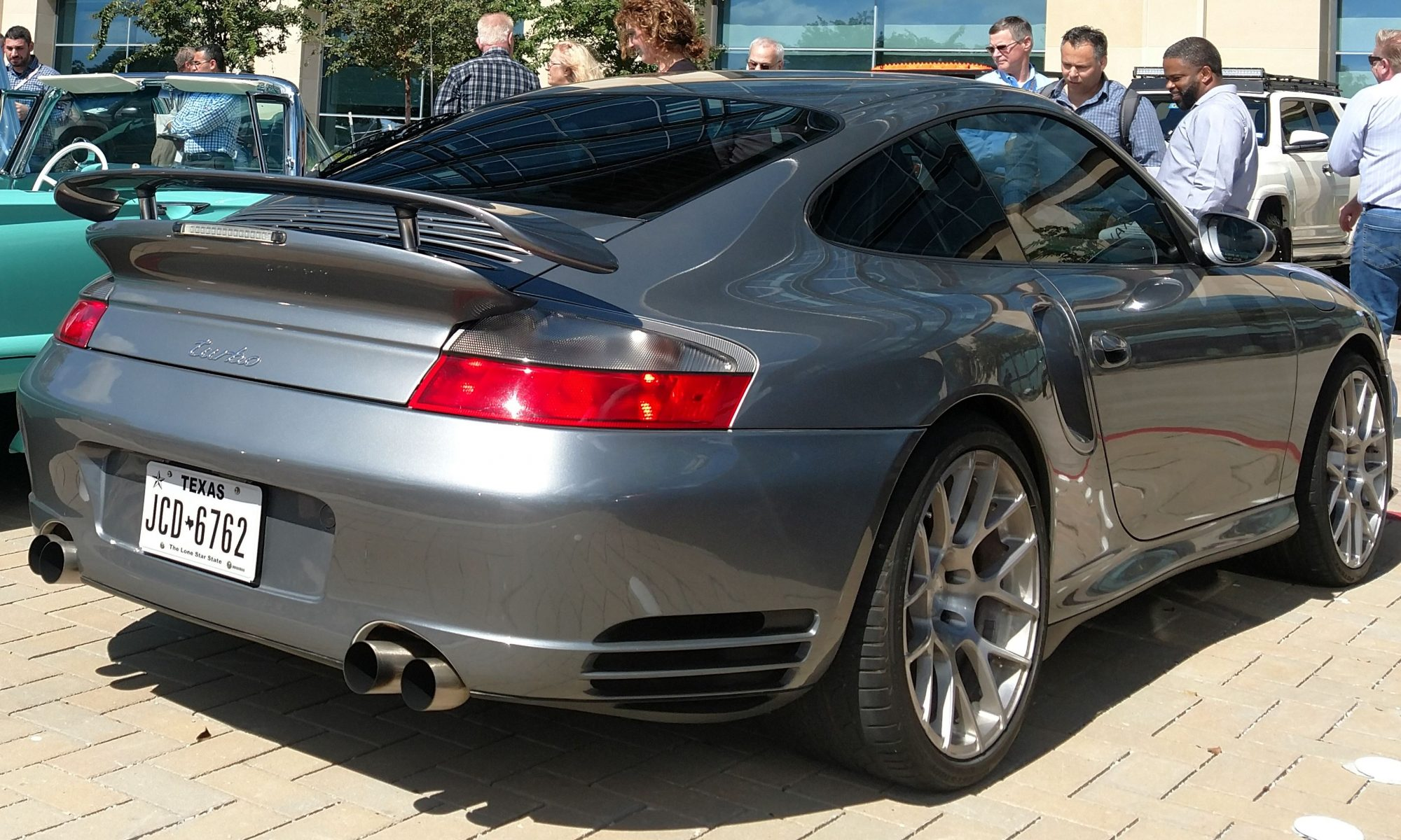 hight resolution of porsche turbo electric wing kits