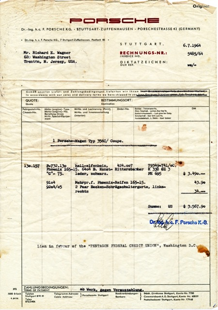 bill of sale for horse