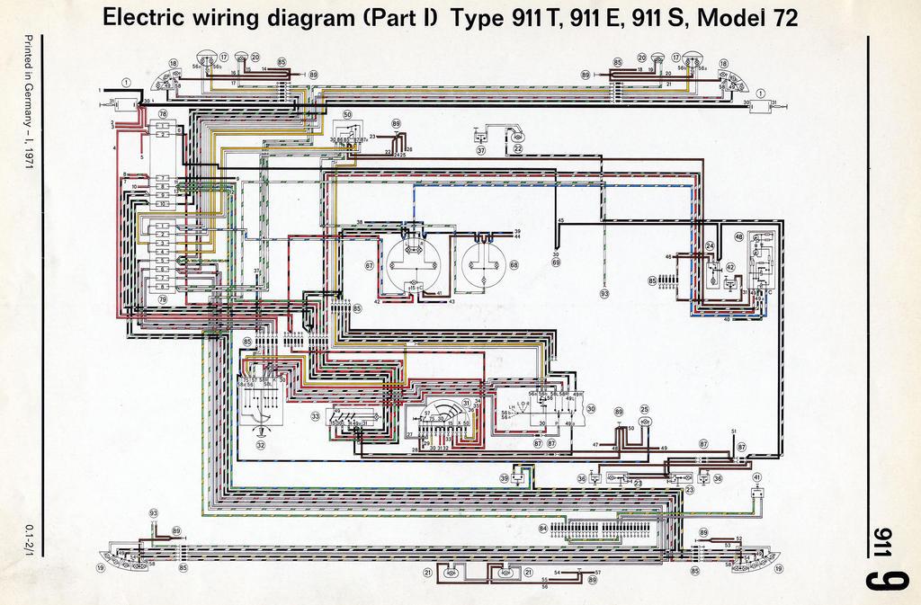 porsche 911 headlight wiring diagram 2004 volkswagen jetta radio 1966 912 schematic best data bmw x3