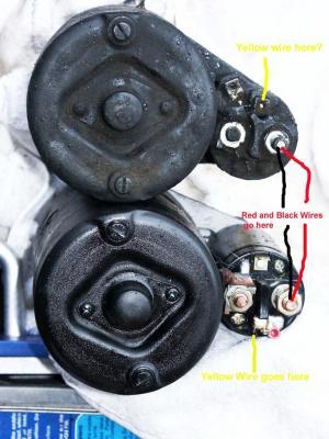 84 911 starter  wiring help  Rennlist Discussion Forums