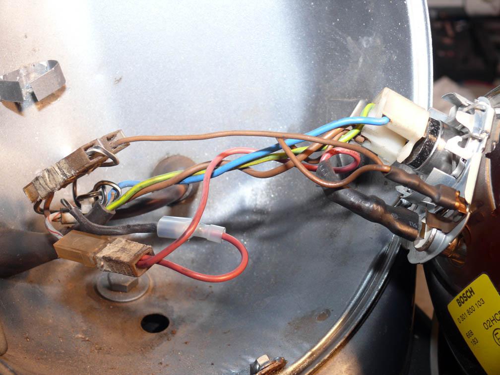 H4 Wiring