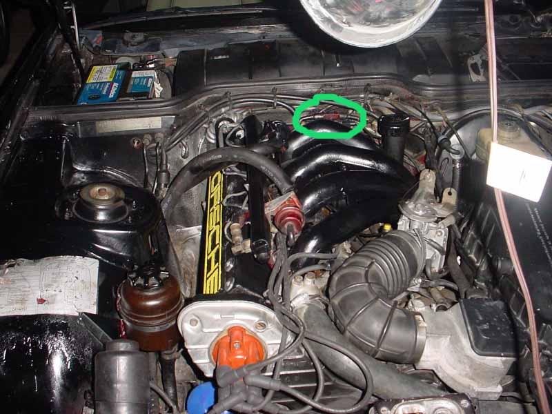 Wiring Porsche 924
