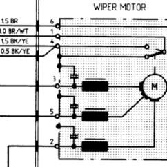 Porsche 911 Headlight Wiring Diagram Toyota Fujitsu Ten 08545 Windshield Wiper Motor - Rennlist Discussion Forums