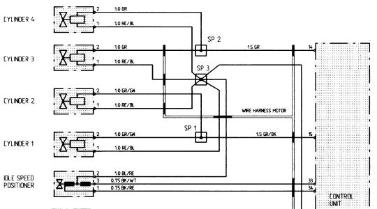 porsche 911 964 wiring diagram bmw e53 stereo 944 injector great installation of