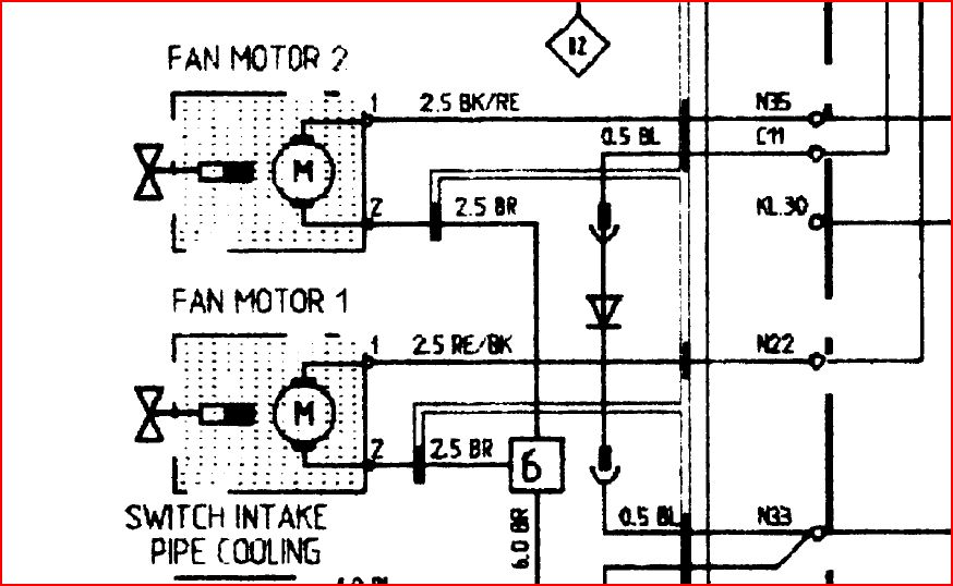 95 Plymouth 2 Sd Cooling Fan Wiring Diagram • Wiring